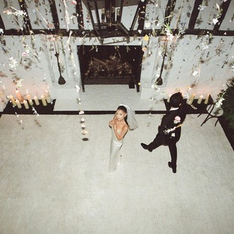 Фото №6 - Скорее смотри! Ариана Гранде поделилась фотографиями с тайной свадьбы 🥰