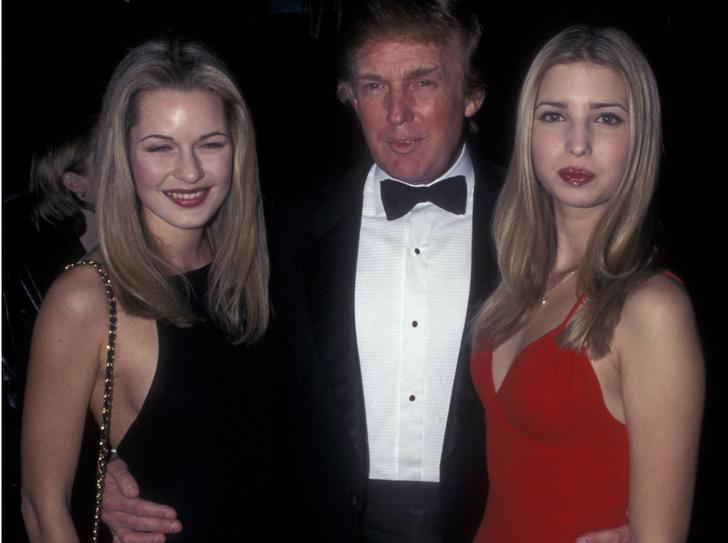 Фото №6 - Любовный треугольник: с кем встречался Дональд Трамп, когда познакомился с Меланией