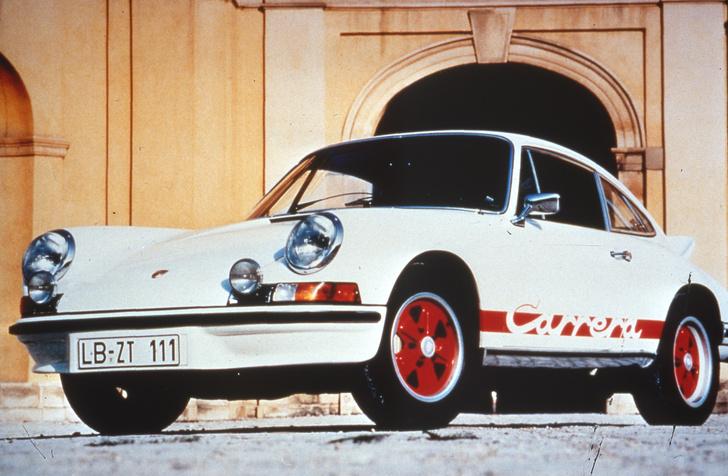 Фото №1 - Иногда они возвращаются: Pirelli представляет новое поколение шины Cinturato P7