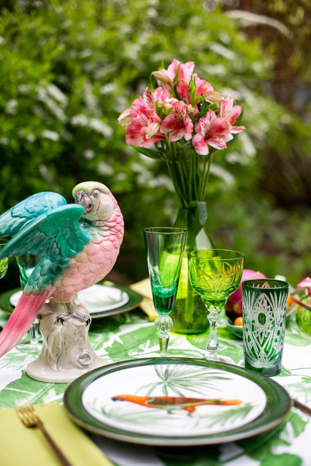 Фото №13 - Завтрак на траве: 10 правил красивой сервировки от Анны Муравиной