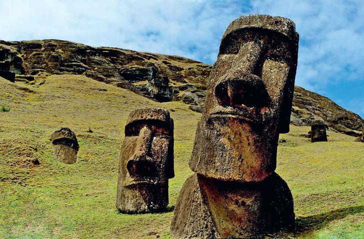 Фото №1 - 7 главных тайн острова Пасхи