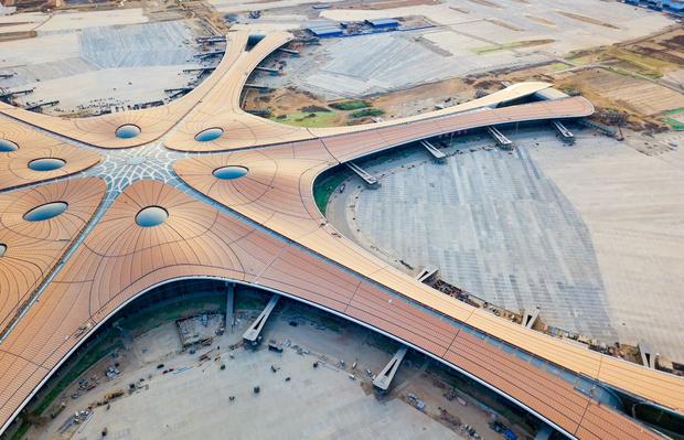 Фото №9 - 10 самых красивых аэропортов мира
