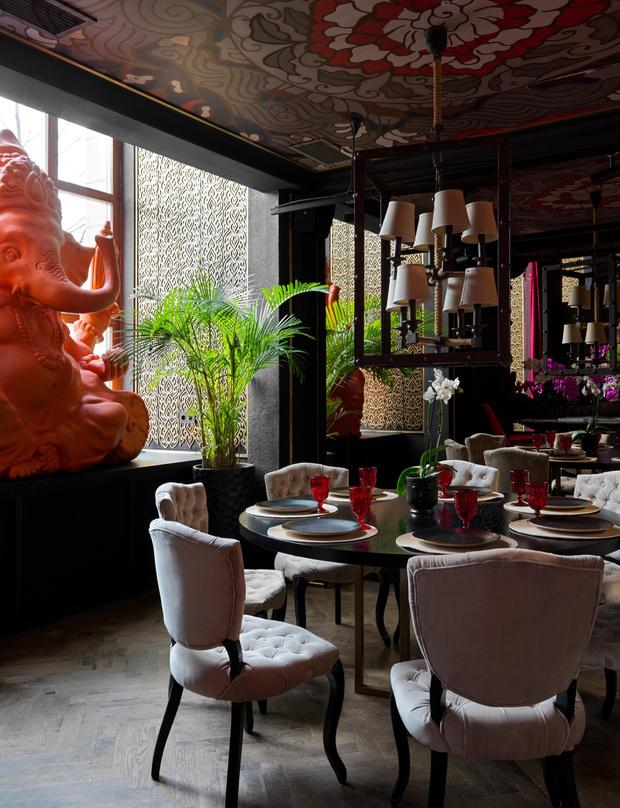 Фото №6 - Обновленный ресторан Black Thai