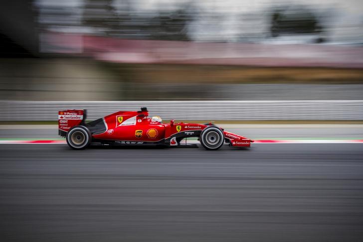 Фото №1 - Математики вычислили лучшего гонщика «Формулы-1»