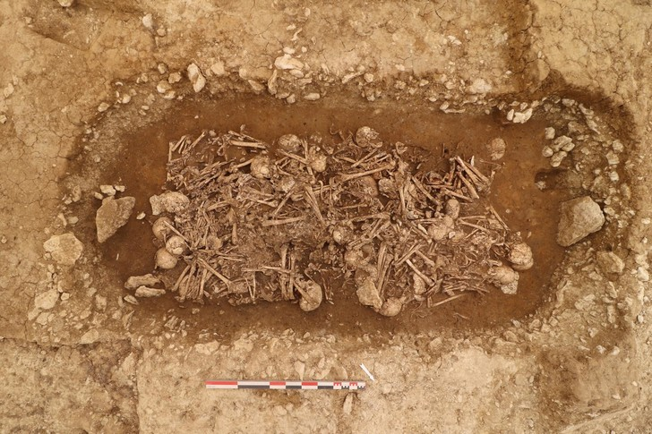Фото №1 - Во Франции нашли массовое захоронение времен неолита