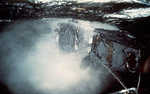 Фото №3 - Невидимкою луна освещает взрыв на шахте