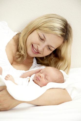 Фото №1 - Новая роль: «мама»