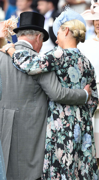 Фото №4 - Кто оказался любимицей принца Чарльза на Royal Ascot