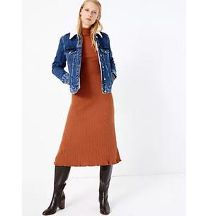 Фото №7 - Сюрприз от Marks & Spencer: узнай кое-что о себе, выбрав платье
