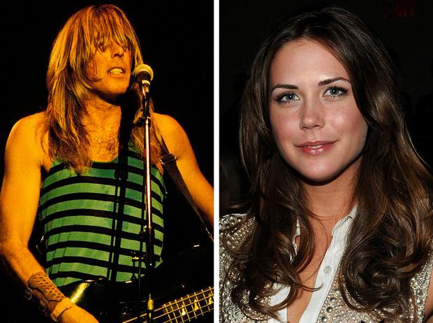 Фото №10 - Бунтарки и отличницы: как выглядят и чем занимаются дочери культовых рок-звезд