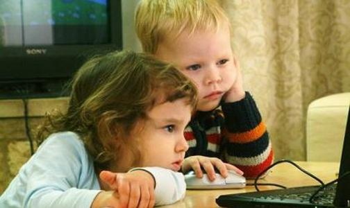Фото №1 - Современным детям недостаточно телевизора