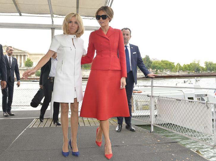 Фото №3 - Первый стилист Франции: кто одевает Брижит Макрон