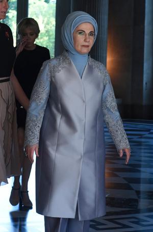 Фото №16 - G7 в Брюсселе: как выглядят первые леди европейских государств