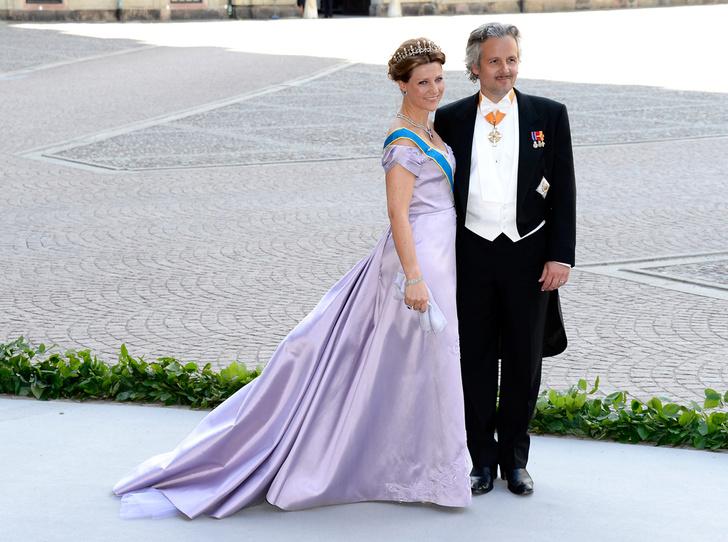 Фото №4 - Разведенная принцесса Марта Луиза представила бойфренда
