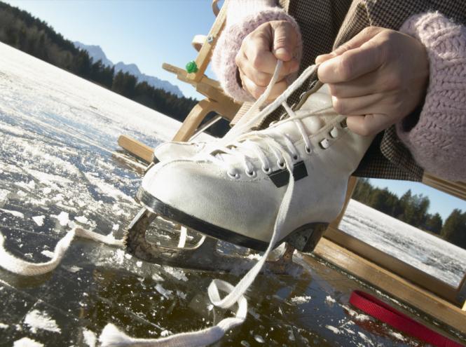 Фото №2 - Активная зима: как быстро научиться зимним видам спорта?