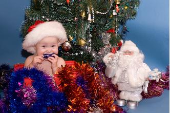 Фото №5 - 10 заветов отца или Как не испортить ребенку Новый год