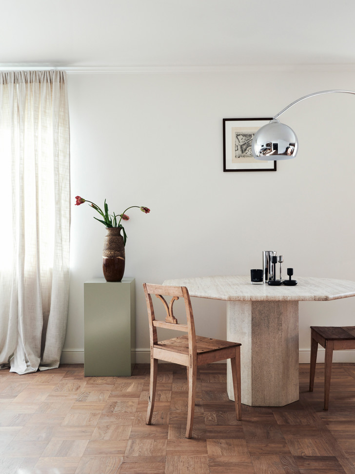 Фото №1 - Дом творческой пары в Стокгольме