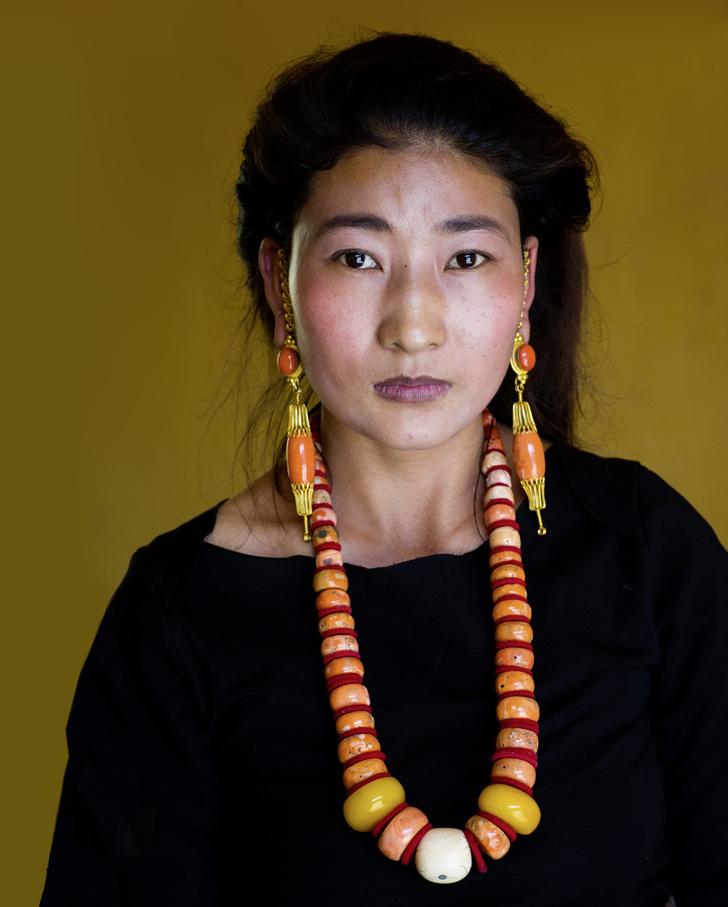 Фото №1 - Мисс мира: Китай. Кровь богини