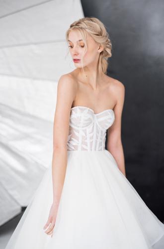 Фото №4 - А la Russe: свадебные платья от российских дизайнеров