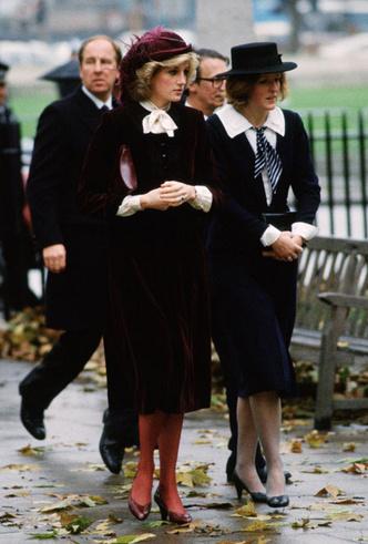 Фото №7 - Как принцесса Диана носила цветные колготки