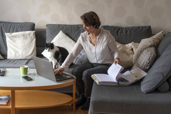 Фото №1 - Названы негативные последствия работы из дома