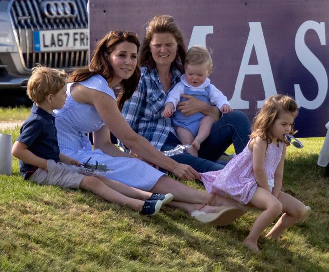 Фото №2 - Принц Уильям рассказал любопытный факт о дочери
