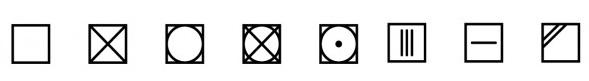 Фото №2 - Эти загадочные символы: что означают символы на ярлыках одежды