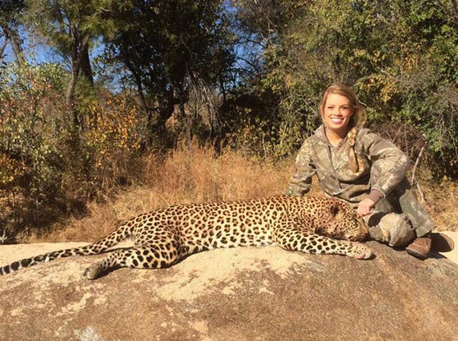 Фото №11 - Убийственная красота: женская охота как тренд