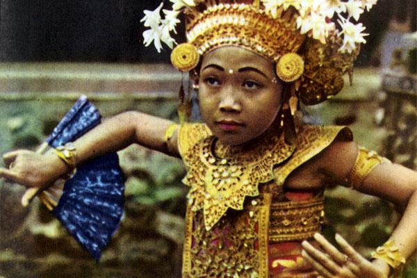 Фото №1 - Балийское волшебство