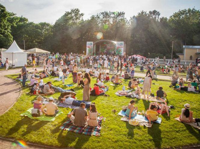 Фото №2 - Marie Claire представит насыщенную программу на фестивале Усадьба Jazz