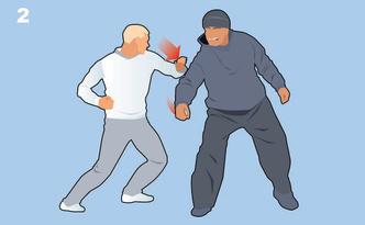 Фото №2 - Как защититься от ножа