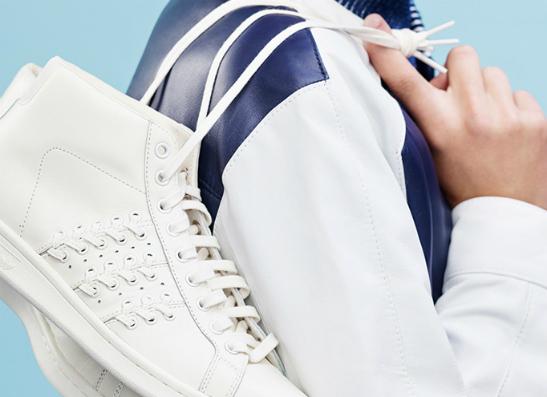 Фото №1 - Topshop и adidas Originals готовят совместную коллекцию