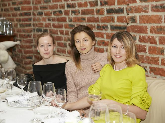 Фото №15 - Как прошел гастрономический ужин Marie Claire в московском ресторане Le Restaurant