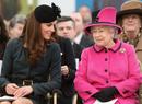 Что восхищает Королеву в герцогине Кейт