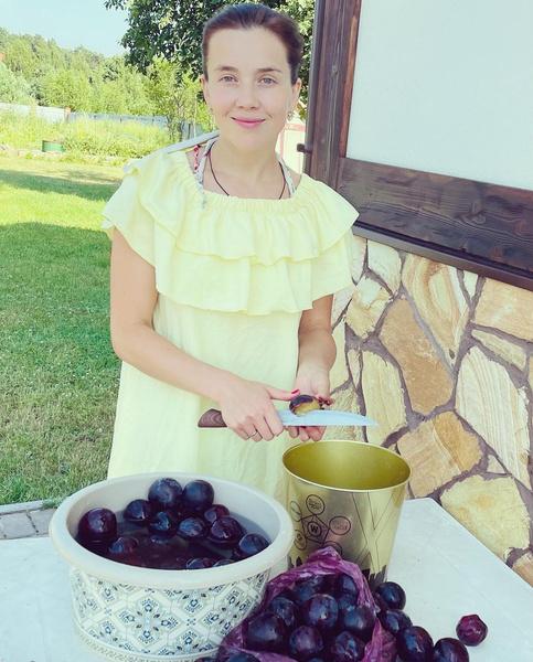 Людмила Свитова инстаграм фото
