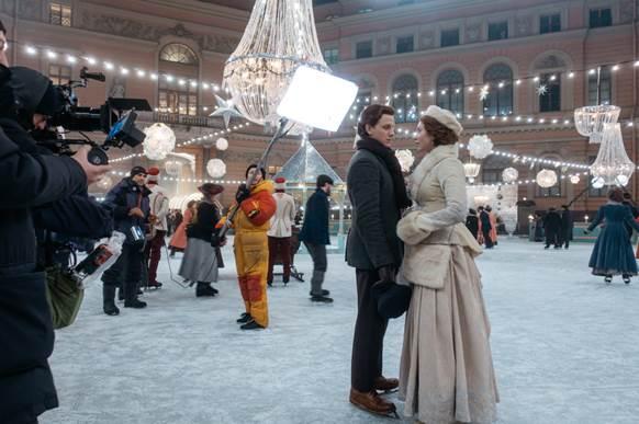Фото №1 - «Серебряные коньки»: первый фильм, снятый на льду