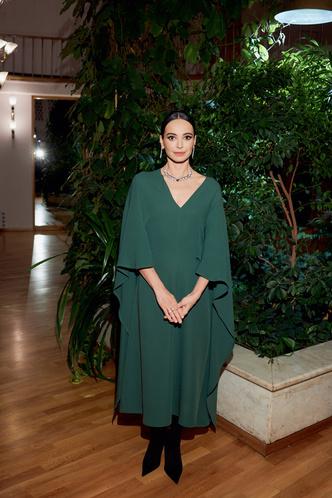 Фото №1 - Ослепительная Диана Вишнева в украшениях из высокоювелирной коллекции Cartier