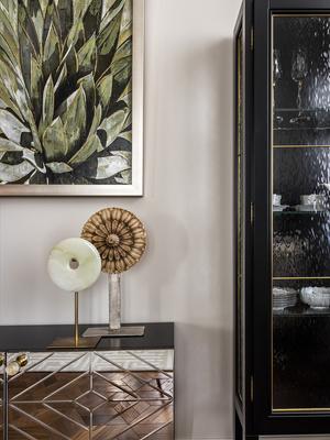 Фото №1 - Московская квартира 130 м² для изящного сибаритства