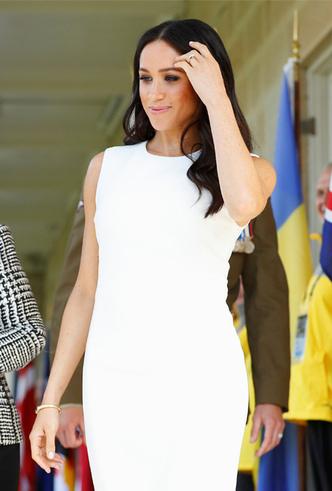 Фото №20 - Лучшие образы Меган Маркл за первый год в королевской семье
