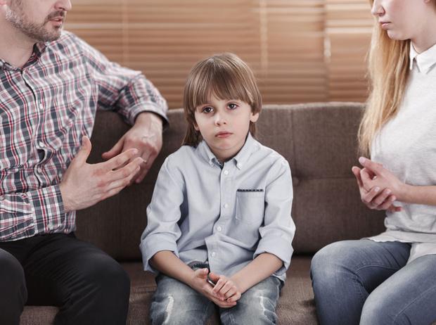 Фото №2 - Отношения после развода, или Как женщине с ребенком начать все заново