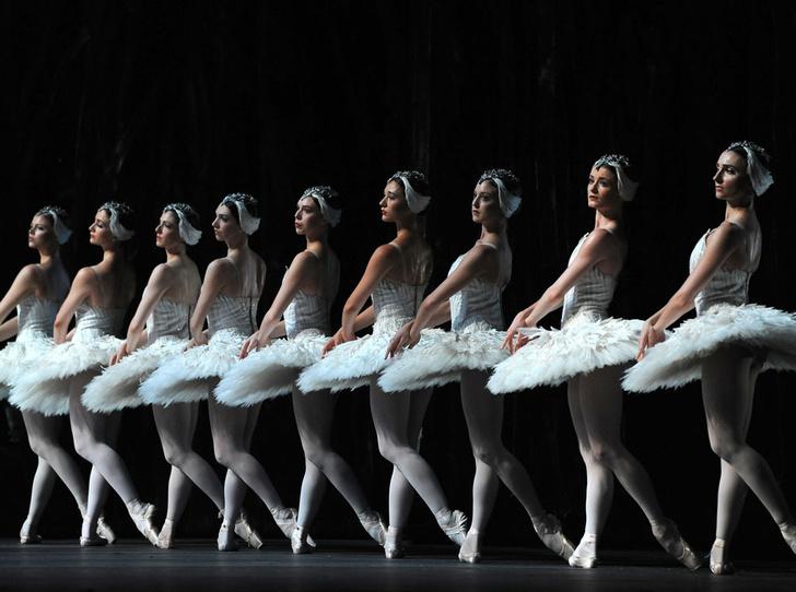 Фото №9 - Эволюция балетной пачки: как менялись костюмы танцовщиц