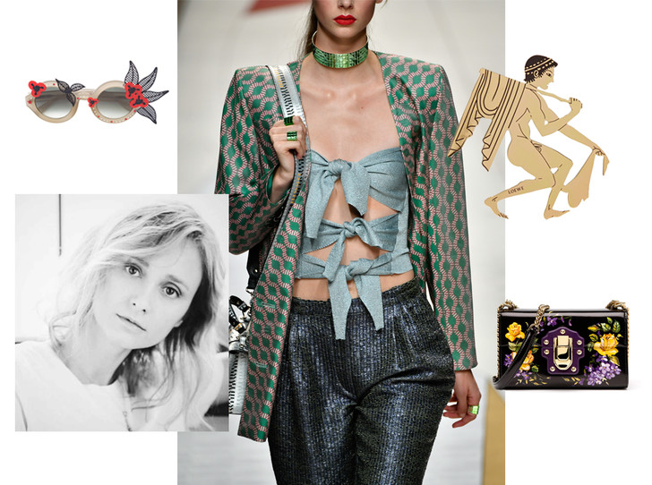 Фото №1 - Fashion director notes: май – что-то старое, что-то новое, что-то голубое