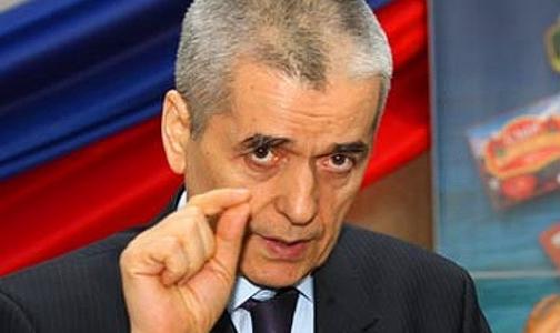 Фото №1 - Онищенко объяснил, что ходить на выборы безопасно для здоровья