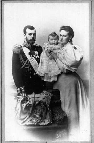 Фото №22 - Как отмечали Рождество в Русской императорской семье