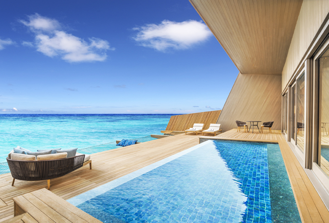 Фото №5 - Высоты Мальдив: новые стандарты роскошного отдыха