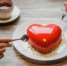 День Святого Валентина: 22 романтичных десерта