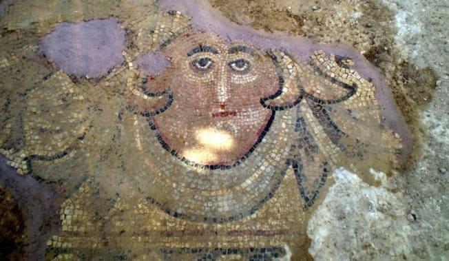 Фото №1 - В Израиле найден христианский город, разрушенный персами 1400 лет назад