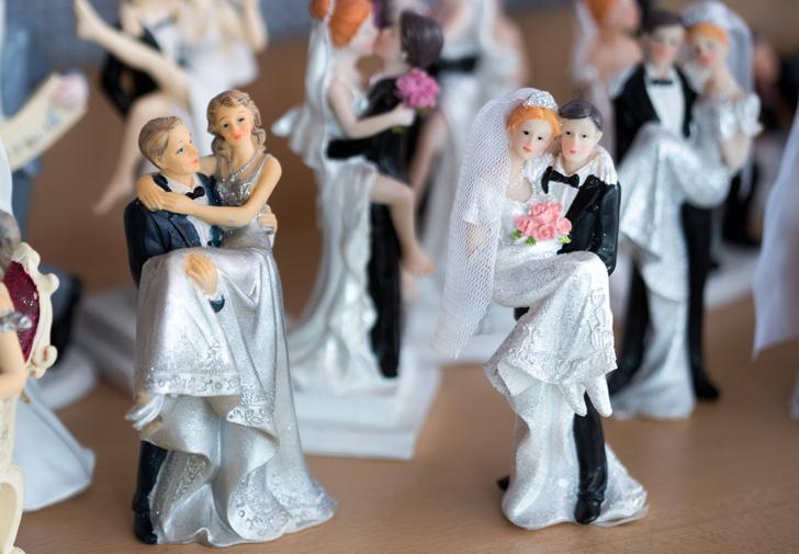 Фото №1 - Брак делает людей физически сильнее