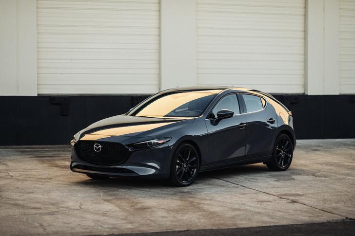 Фото №1 - Mazda 3 получит турбомотор и полный привод