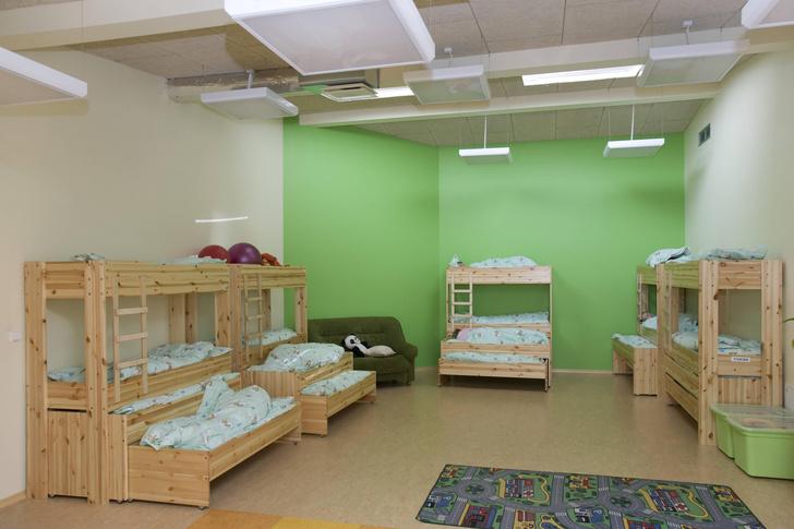 Фото №5 - «Ужасно для России, а для Запада роскошь»: как спят в детских садах за границей